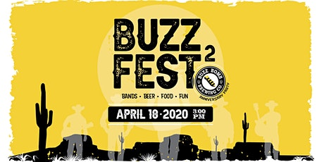 Buzz Fest Squared tickets