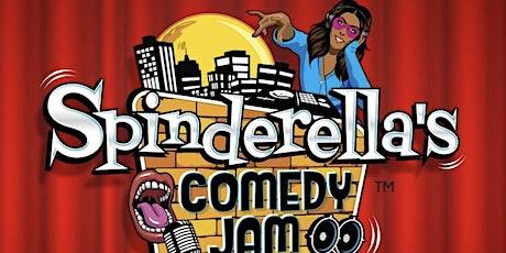 Spinderella's Comedy Jam (Dallas) tickets