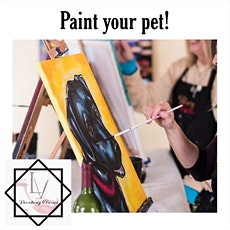 Drink! Party! Paint Your Pet!-20200426 tickets