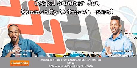 Gospel Summer Jam Outreach Event tickets