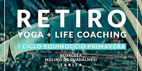 RETIRO YOGA +COACHING LIFE entradas