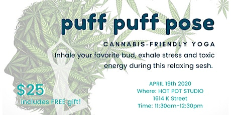 PUFF PUFF POSE tickets