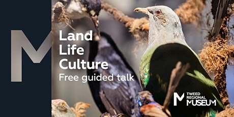 Land Life Culture Guided Talk tickets