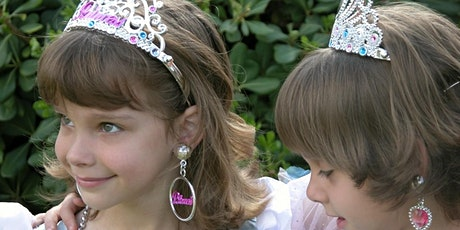 Mother-Daughter-Friend Princess Tea, 1-3pm tickets