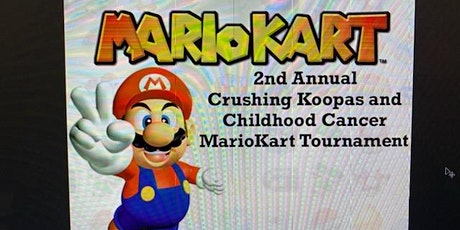 2nd Annual Crushing Koopas and Childhood Cancer tickets