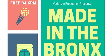 Made In The Bronx: The Kite Fundraiser tickets