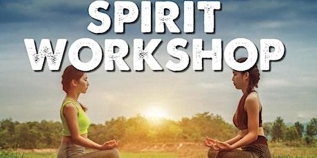 SPIRIT WORKSHOP tickets