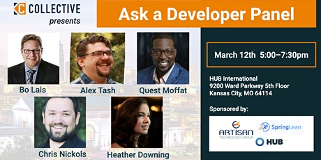 Ask a Developer Panel tickets