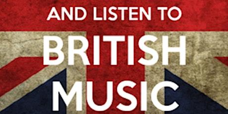 British Invasion Musical Mashup tickets