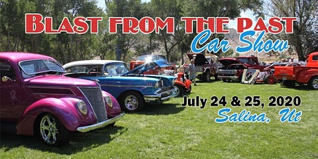 Blast from the Past Car Show tickets