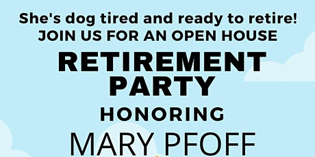 Mary's Retirement Party tickets