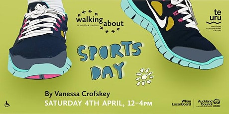 Sports Day - Now happening online tickets