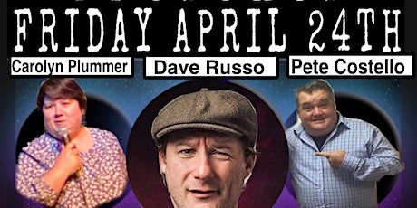 Comedy Show, Dinner, and Live Band Night tickets