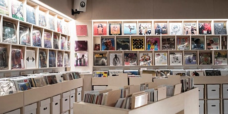 Record Store Day 2020 w/ vinyl index at Bow Market tickets