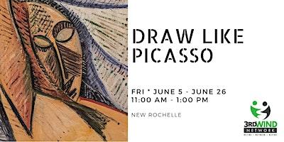 Draw Like Picasso