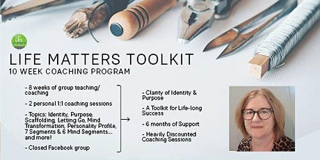 Life Matters Toolkit Group Coaching Program tickets