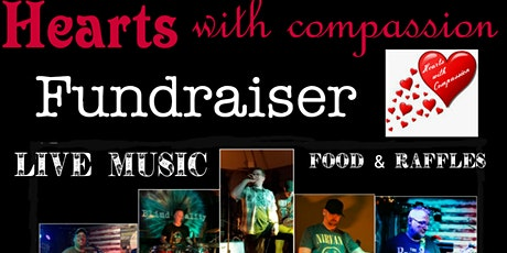 Hearts With Compassion Fundraiser 2020 at Skooters Roadhouse tickets