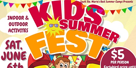 Kids Summer Festival tickets