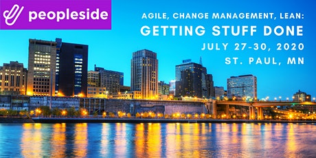 Agile, Change Management, Lean: Getting Stuff Done (4 Day Training) tickets