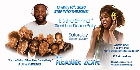 """""""It's the Shhh"""" Day Party (POSTPONED UNTIL FURTHER NOTICE) tickets"""
