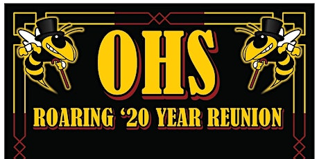 OHS Class of 2000 Roaring 20 Year Reunion tickets
