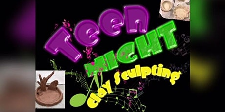 Teen Night Creative-U tickets