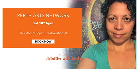 Improve Your Artist's Mindset with Artuition by Gisela tickets