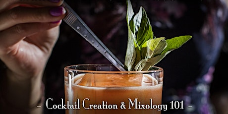 The Roosevelt Room's Master Class Series - Cocktail Creation & Mixology101 tickets
