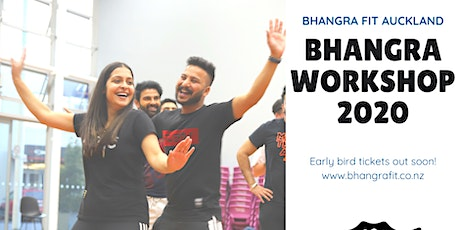 BHANGRA WORKSHOP tickets