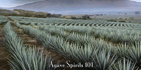 The Roosevelt Room's Master Class Series - Agave Spirits101 tickets