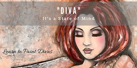 Learn to Paint Divas 1 Day Workshop 15th July PLUS 2 Hour Bonus Session tickets