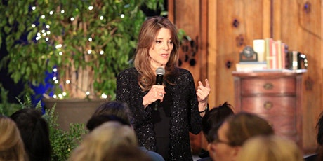 An Evening with Marianne Williamson tickets