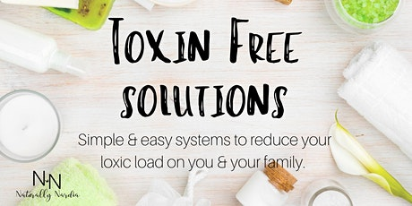 Toxin FREE Solutions tickets