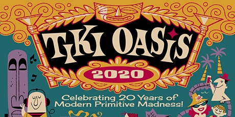 Tiki Oasis 2020 tickets