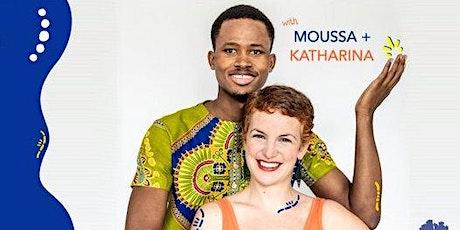 We Love Kizomba with Moussa & Katharina tickets