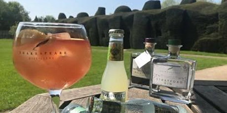 Billesley Topiary Gin Festival 2020 tickets