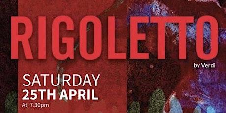Rigoletto - Eastham tickets
