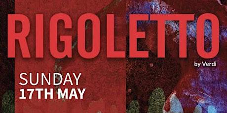 Rigoletto - Frodsham tickets