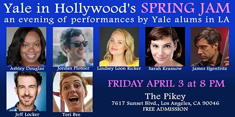 Yale in Hollywood's Spring Jam tickets