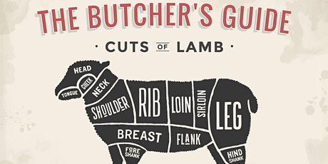 Butchering Masterclass-Lamb tickets