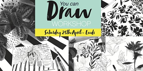 You Can Draw Workshop tickets