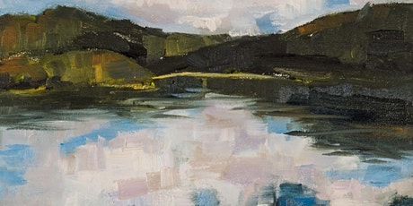 Impressions of the Landscape -oil painting. tickets