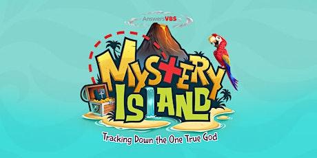 CIBC SEC 2020 Mystery Island tickets