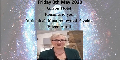 Psychic Night with Eileen Akrill tickets