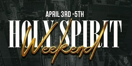 HOLY SPIRIT WEEKEND 2020 tickets