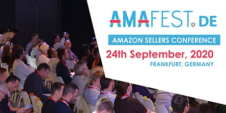 AmafestDE - A Full day conference for Amazon Sellers in Germany tickets