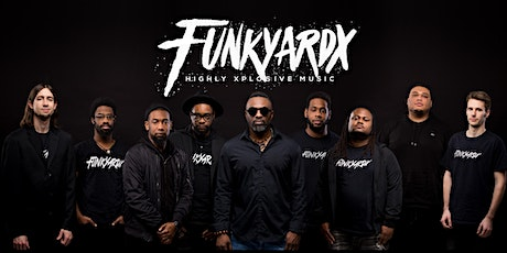 FunkyardX Single Release Experience and  Networking Expo  tickets