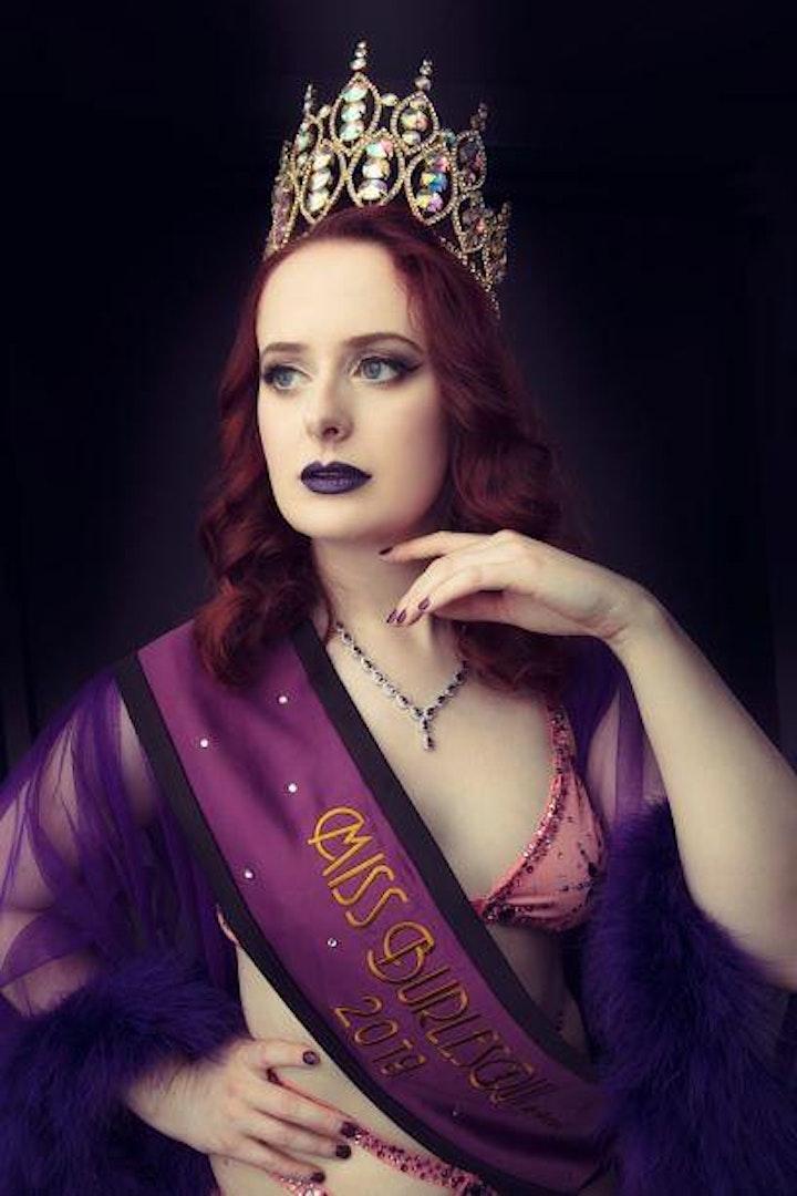 Miss Burlesque Ireland 2020 image