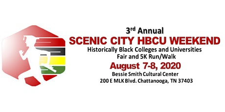 3rd Annual Scenic City HBCU Fair tickets