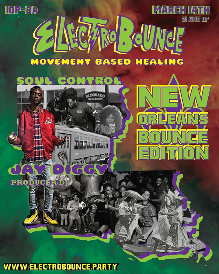 ElectroBounce - N.O. Bounce Edition ft. JAY DIGGY image